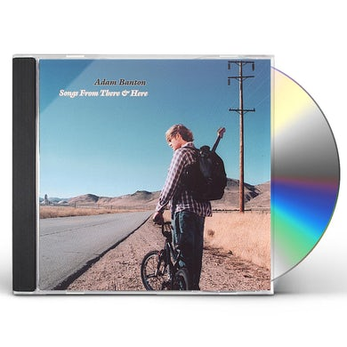 Adam Banton SONGS FROM THERE & HERE CD