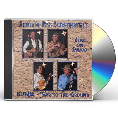 South By Southwest LIVE ON RADIO CD