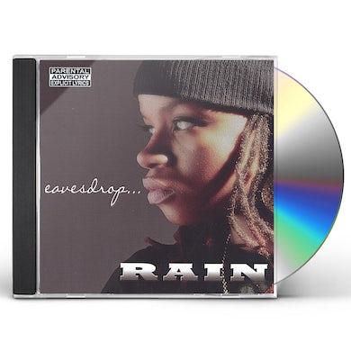 Rain EAVESDROP CD