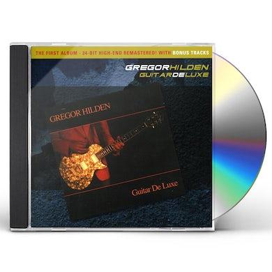 Gregor Hilden GUITAR DELUXE CD