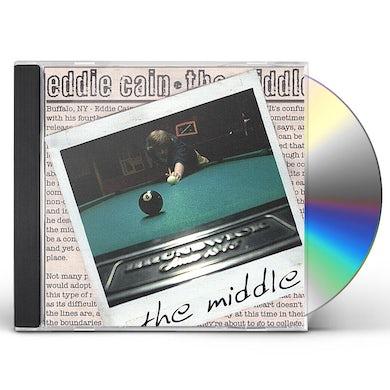 Eddie Cain Irvin MIDDLE CD