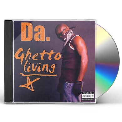 Da GHETTO LIVING CD
