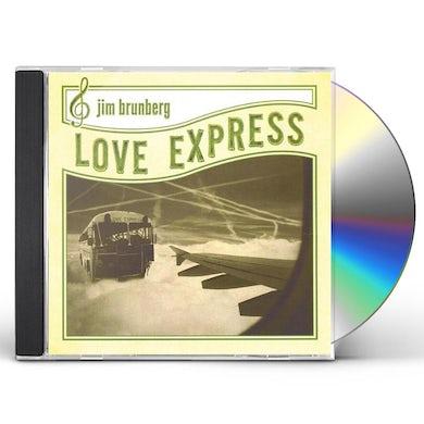 Jim Brunberg LOVE EXPRESS CD