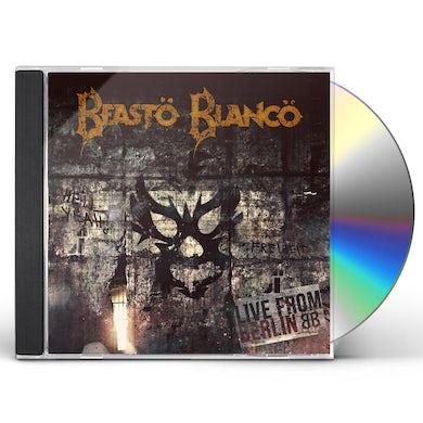 Beasto Blanco LIVE FROM BERLIN CD