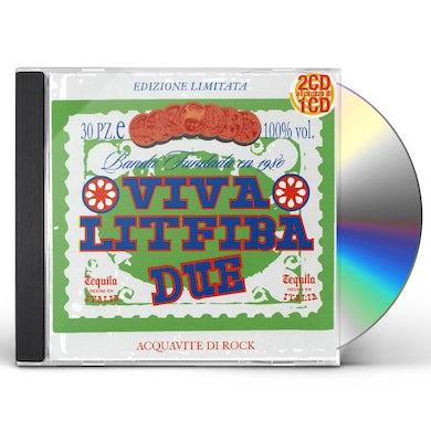 VIVA LITFIBA 2 CD