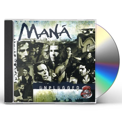 Mana MTV UNPLUGGED CD