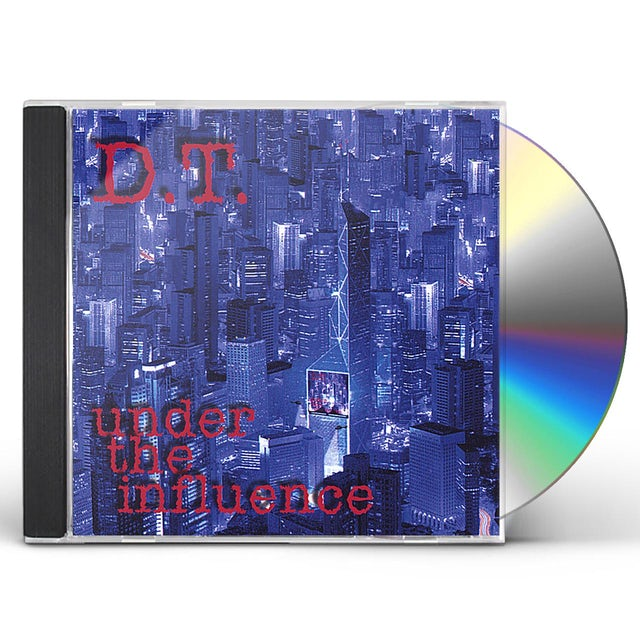 D.T. UNDER THE INFLUENCE CD