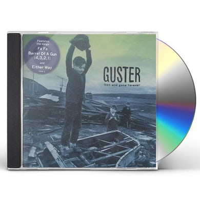 Guster Lost and Gone Forever CD