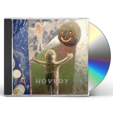 Hovvdy Heavy Lifter CD