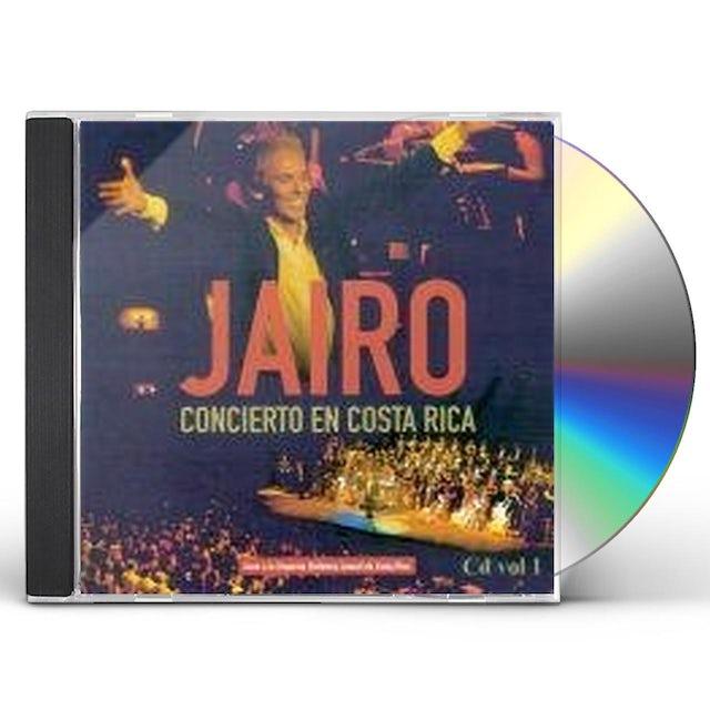 Jairo CONCIERTO EN COSTA RICA 1 CD