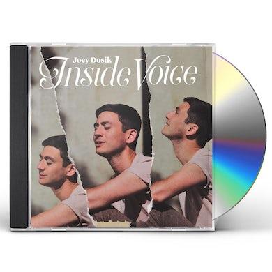 Joey Dosik INSIDE VOICE CD