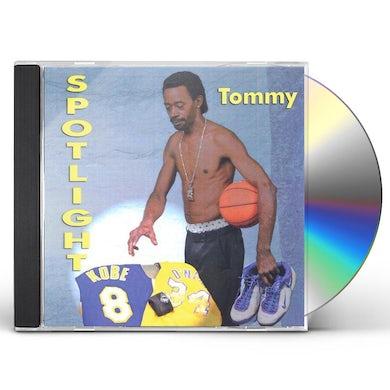 Tommy SPOT LIGHT NBA CD