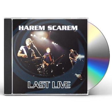 Harem Scarem LAST LIVE CD