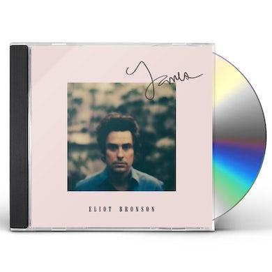 Eliot Bronson JAMES CD