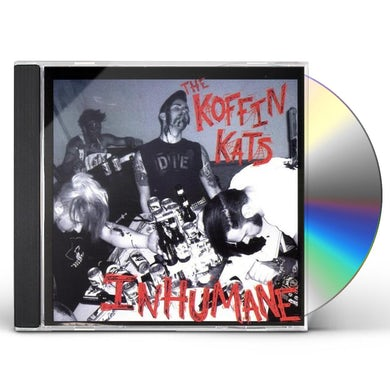 Koffin Kats INHUMANE CD