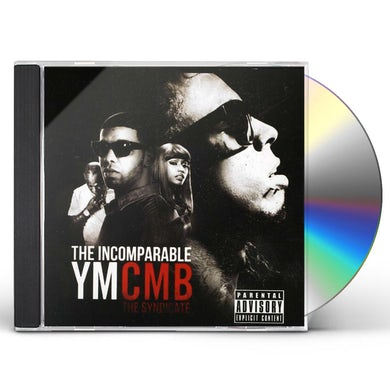 INCOMPABLE YMCMB CD
