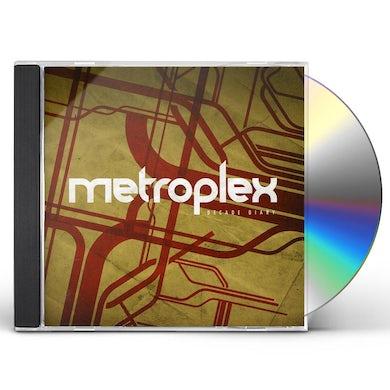 Metroplex DECADE DIARY CD