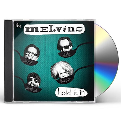 Melvins HOLD IT IN CD