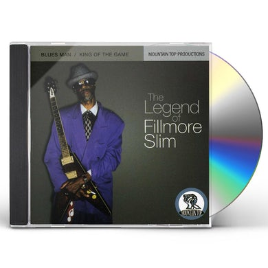 Fillmore Slim LEGEND OF CD