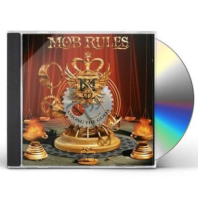 Mob Rules AMONG THE GODS CD