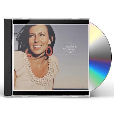 Stephanie Cuomo HOPE IS ON THE WAY CD