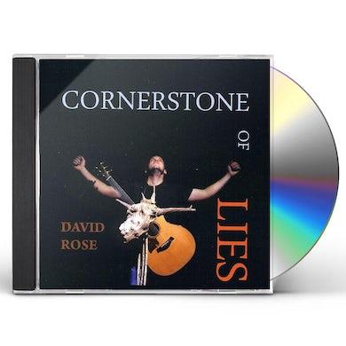 David Rose CORNERSTONE OF LIES CD