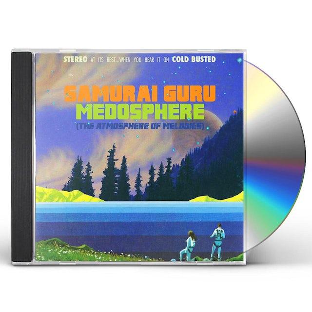 Samurai Guru MEDOSPHERE CD