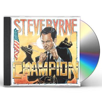 Steve Byrne CHAMPION CD