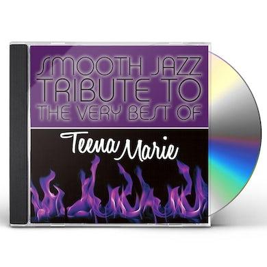 Smooth Jazz All Stars TEENA MARIE SMOOTH JAZZ TRIBUTE CD