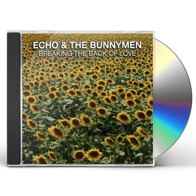 Echo & the Bunnymen BREAKING THE BACK OF LOVE CD