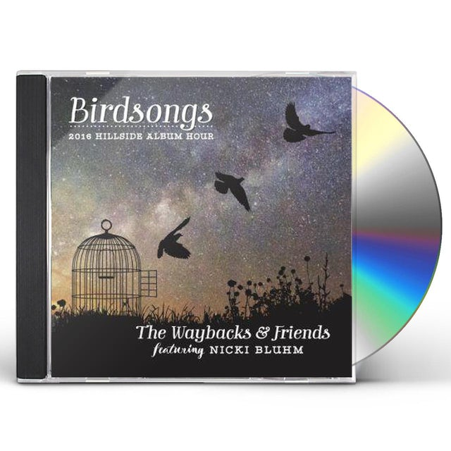 Waybacks BIRDSONGS CD