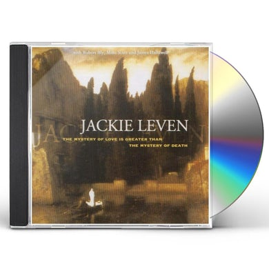 Jackie Leven MYSTERY OF LOVE CD