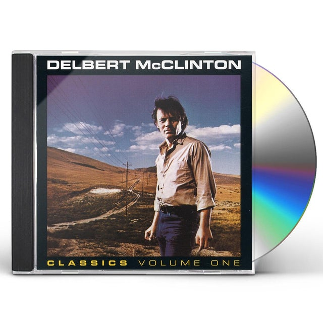 Delbert Mcclinton CLASSICS 1: JEALOUS KIND CD