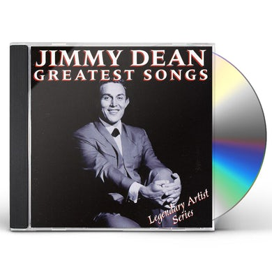 Jimmy Dean GREATEST SONGS CD