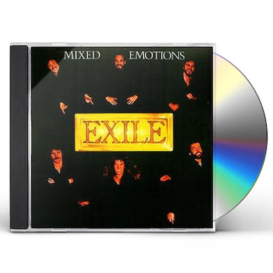 Exile MIXED EMOTIONS CD