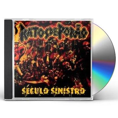 Ratos De Porao SECULO SINISTRO CD