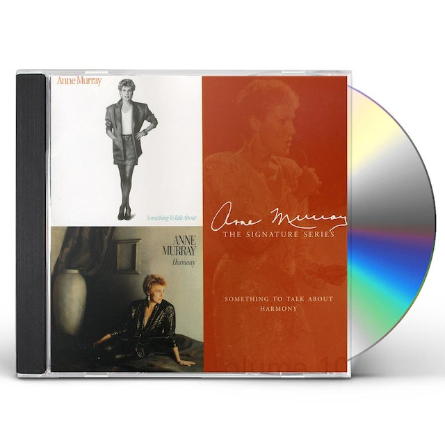 Anne Murray SOMETHING TO TALK ABOUT / HARMONY CD