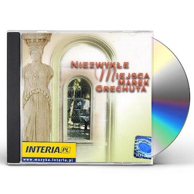 Marek Grechuta NIEZWYKLE MIEJSCA CD