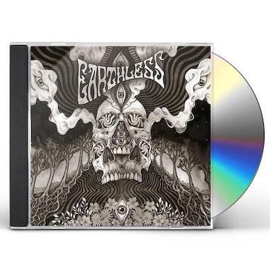 Earthless BLACK HEAVEN CD