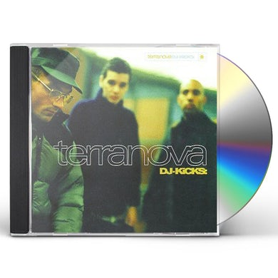 Terranova DJ KICKS CD