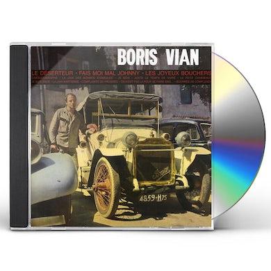 BORIS VIAN CD