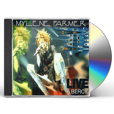 Mylène Farmer LIVE AT BERCY CD
