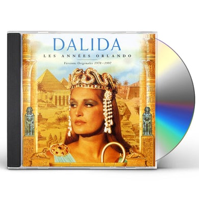 Dalida LES ANNEES ORLANDO CD