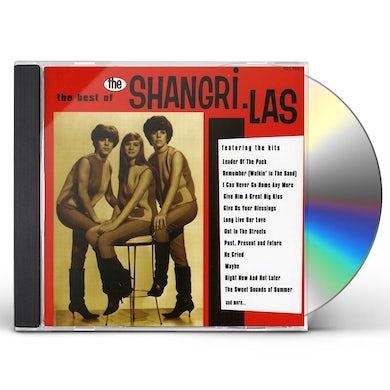 Shangri-Las BEST OF CD