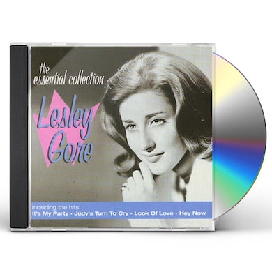 Lesley Gore ESSENTIAL COLLECTION CD