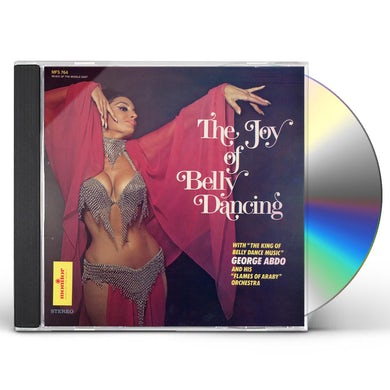 JOY OF BELLY DANCING CD