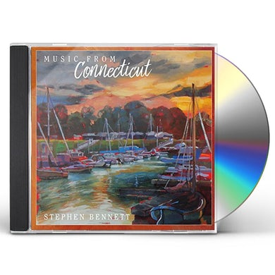 MUSIC FROM CONNECTICUT CD