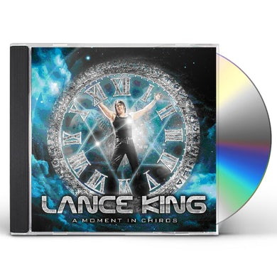 Lance King MOMENT IN CHIROS CD