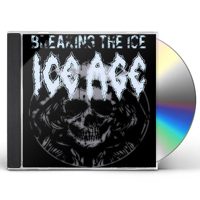 Iceage BREAKING THE ICE CD