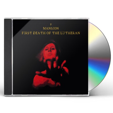 FIRST DEATH OF THE LUTHERAN CD